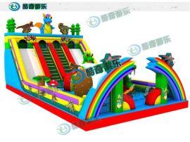 充所滑梯,充气城堡,大型充气玩具厂家在哪