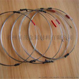 钨铼合金丝钨铼5/26测温用热电偶丝高温延展性