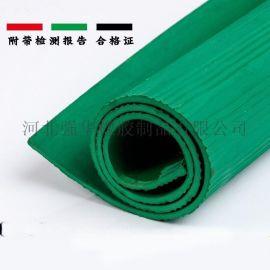 绝缘橡胶板  3-10mm绝缘胶皮 工业用黑红色绝缘胶