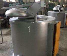 供应各种型号熔铝炉 坩埚式铝合金熔炼电炉