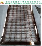 红古铜不锈钢屏风定制  装饰金属隔断全新定做