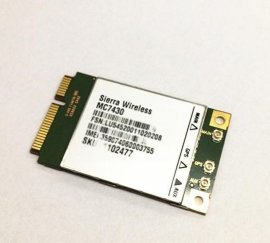 Sierra无线通讯模块 4G lte MC7430