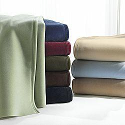 植绒海绵vellux blanket
