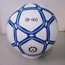 雾面PVC5号机缝足球 (SB-003)
