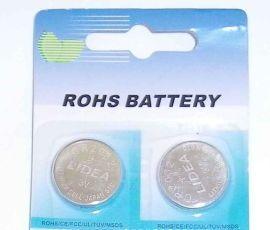 卡装纽扣式电池(CR2032)