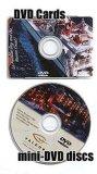 名片光碟複製壓盤 門票
