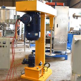 清溪玉达供应11千瓦水性涂料液压分散机