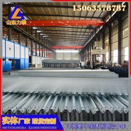 江苏高速三波护栏板热镀锌静电喷塑波形护栏