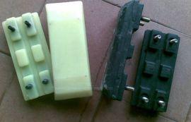 供应铣刨机履带板块 聚氨酯履带块 履带板