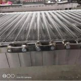 直销304不锈钢乙型网带回流焊乙型网带可定制耐高温食品烘烤网带
