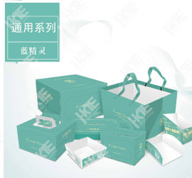 浙江生日蛋糕盒 生产设计定制蛋糕盒