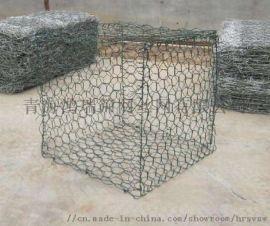 供青海西宁石笼网和玉树石笼网箱工程
