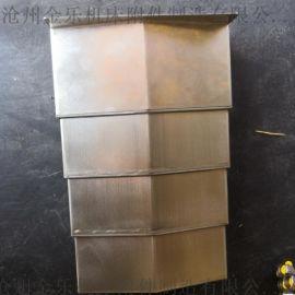 供应上海立式加工中心钢板防护罩 不锈钢伸缩式护罩