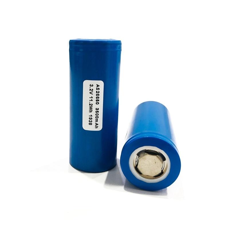 CB认证26650铁**电池3ah-3.8ah