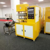 XH-407抽真空電動加硫成型機 小型熱壓成型機