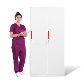 SKH098-2 更衣柜 宿舍员工置物柜文件柜