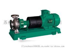 德国WILO/威乐水泵NX系列不锈钢卧式端吸离心泵