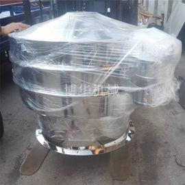豆浆过滤筛 固液分离机 博华旋振筛