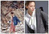 杭州知名品牌歐莎莉格折扣女裝三標齊全走份貨源哪余找