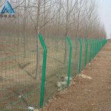 工厂小区围栏/焊接浸塑护栏网