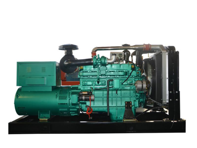 厂家供应静音箱机组 300kw柴油發電機組防噪音 质量保证 全国联保
