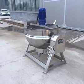 供应电加热夹层锅 多功能夹层锅