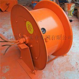 JTC系列 80米提升高度 废水处理用弹簧电缆卷筒