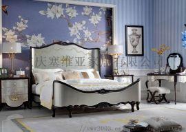 英式卧室组合产品图-塞维亚国际家居