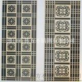 佛山厂家加工定制 钛金不锈钢门花 拉丝优质门花装饰