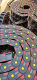 中型桥式塑料拖链|保护电缆不断裂的桥式塑料拖链