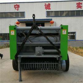 牵引式玉米秸秆打捆机 全自动秸秆捡拾打捆机厂家直销