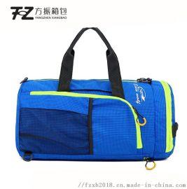 新款户外运动健身包休闲透气多功能折叠包