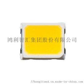 高光效高显白光LED 鸿利2835LED0.2W