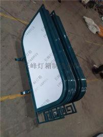 厂家定做开启换画灯杆灯箱 路灯杆灯箱电线杆灯箱