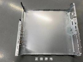 激光焊接机器人焊接钣金件电脑机箱的特点及优势