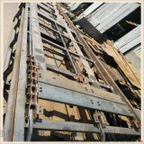 耐高温输送链板 垃圾回收链板输送机 LJXY 鳞板