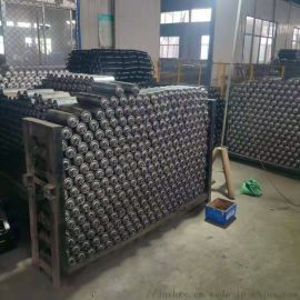 焦化厂一米皮带机槽形托辊组 108挂钩槽形托辊组