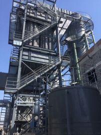 烟气监测平台和扶梯设计要求烟气连续监测系统