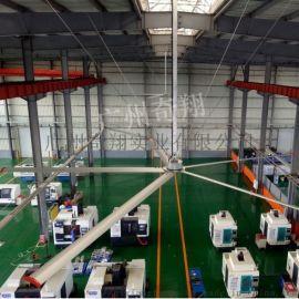 静音的工业排风扇,可以让人入眠-广州奇翔