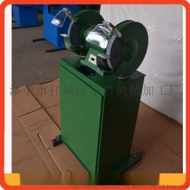除尘集尘机吸砂轮机 380V除尘式砂轮机