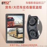厂家  车载显示器竖屏两路分割显示2路视频输入