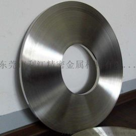 特硬301不锈钢带 进口弹片301钢带 分条削边
