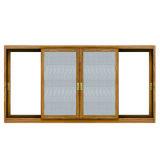 三轨推拉窗兴发铝业帕克斯顿门窗系统