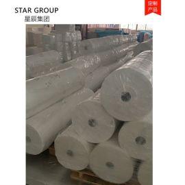上海无纺布淋膜加工 1.6/1.9米宽幅无纺布加工