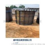 水泥污水检查井模具常规 预制检查井模具 混凝土污水检查井模具