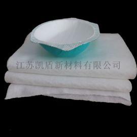 220gsm口罩定型棉 白色PET口罩热定型过滤棉