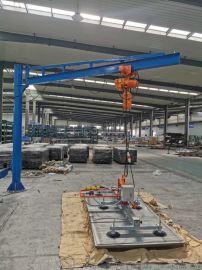 河南台德生产真空吊具真空吸盘 吸盘 不锈钢板搬运吊具 激光切割上料机