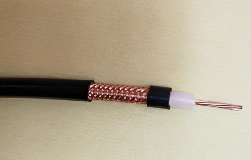 SYV-50-7实芯聚乙烯绝缘同轴电缆