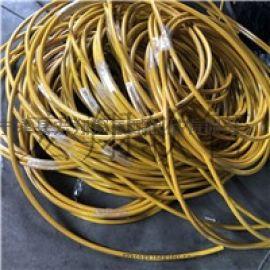 钢丝缠绕高压软管总成,耐油树脂液压设备  软管