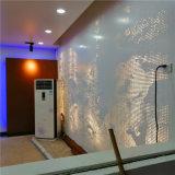 烏海市外牆穿孔造型鋁單板 黃石市環投透光穿孔鋁單板